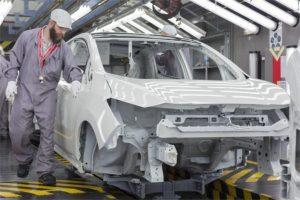 Старт виробництва нового Nissan Leaf в Європі