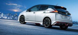 Nissan Leaf NISMO світовий дебют