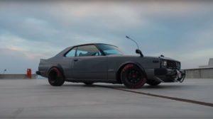 В Україні зняли фільм про рідкісний спорткар Nissan
